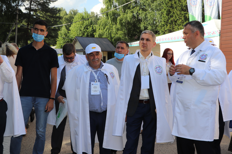 Состоялось открытие II Всероссийского конкурса зоотехников-селекционеров молочного и мясного скотоводства