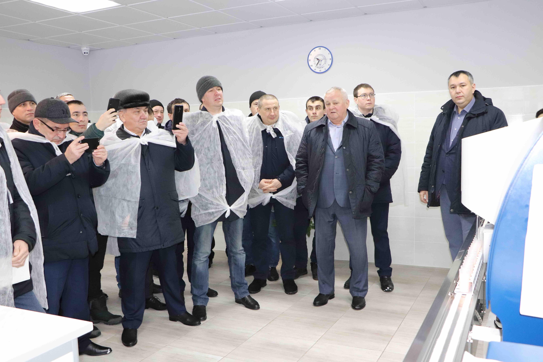 Innovations in livestock in Tatarstan